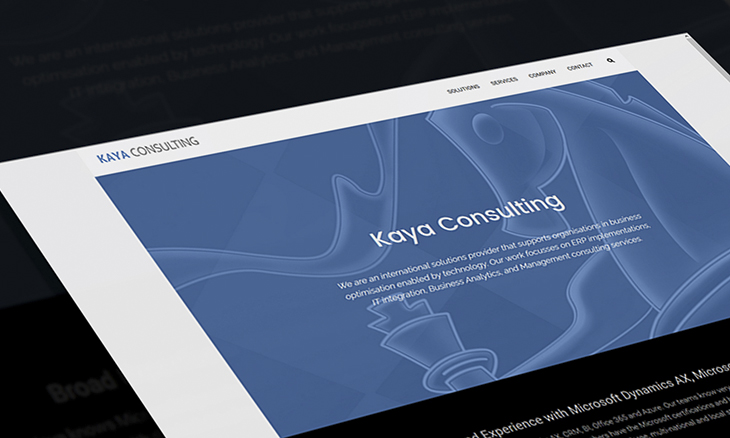 Kaya Consulting IT Solutions Provider