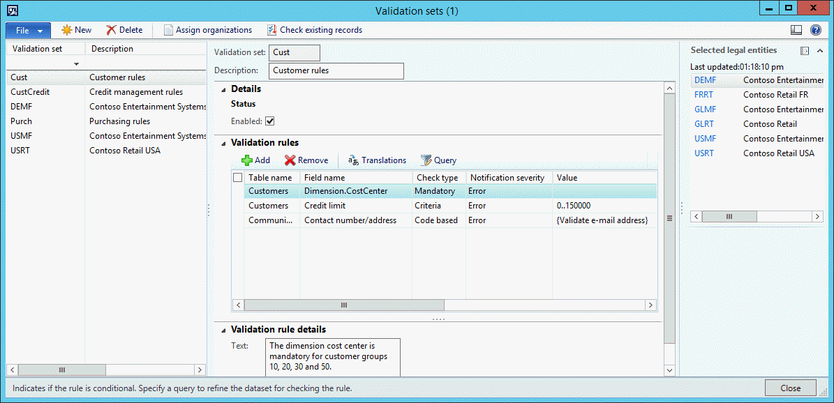 Tips on AX 2012 Security Development Tool - Part 8