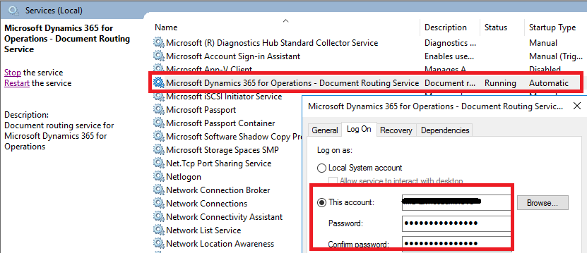 Dynamics 365 LCS Tricks – Barcodes, Document Routing